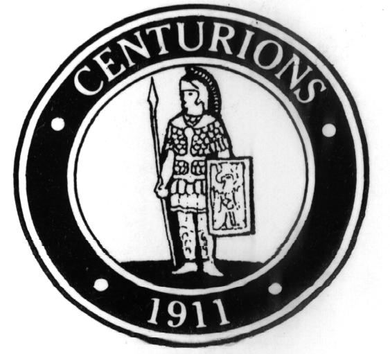 Centurion badge