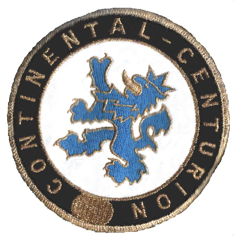 Continental Centurion badge