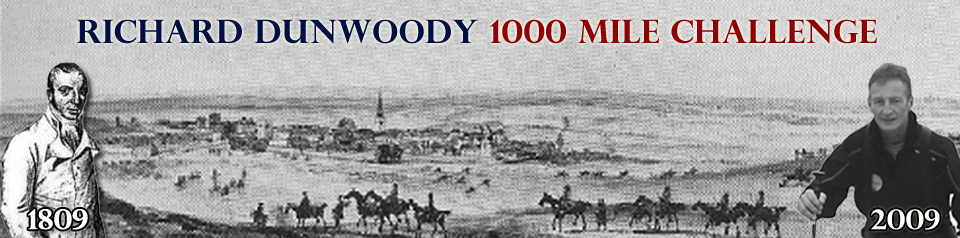 Richard Dunwoody 1000 mile challenge