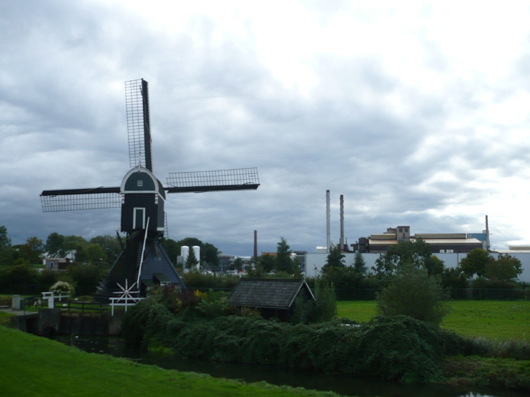 molen en Royal Leerdam Crystal