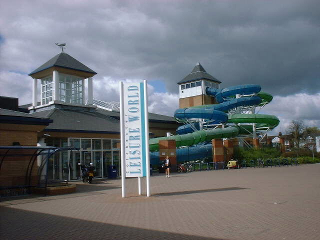 Colchester Leisure World link